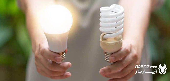 لامپهای فلورسنتی