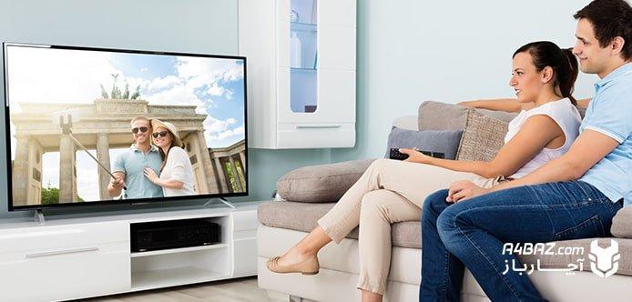 طول عمر تلویزیون پلاسما