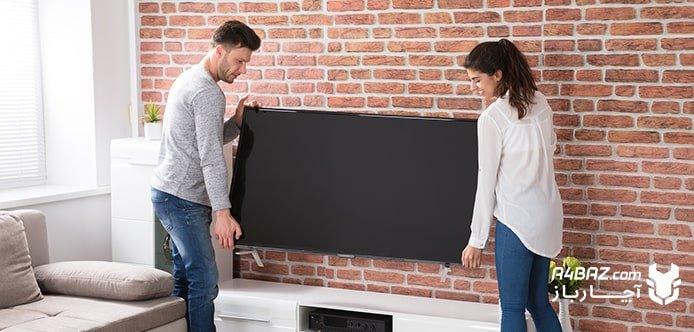 جابهجایی تلویزیون