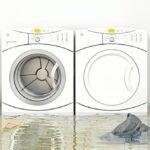علل آبریزش و خروج آب از ماشین لباسشویی چیست؟