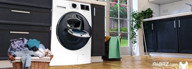 چطور با ماشین لباسشویی اسنوا کار کنیم؟