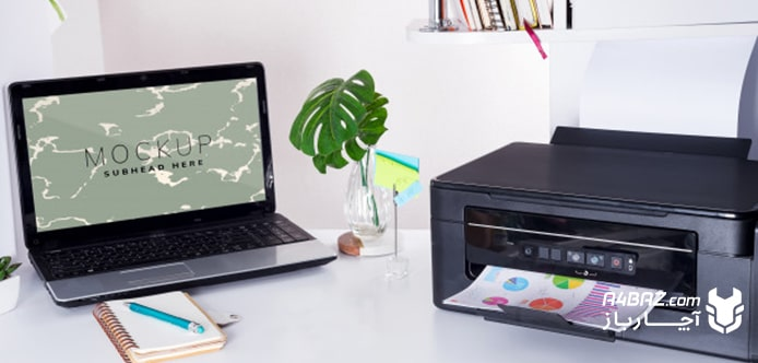 آموزش اتصال پرینتر به لپ تاپ