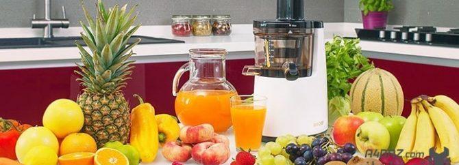برای باقی نماندن تفاله میوه ها در آبمیوه گیری چه باید کرد؟