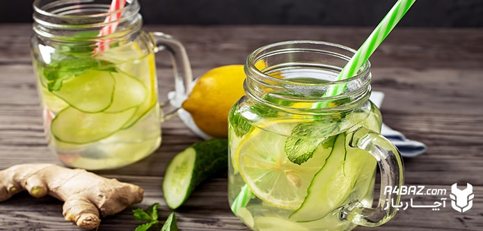 لیموناد زنجبیل