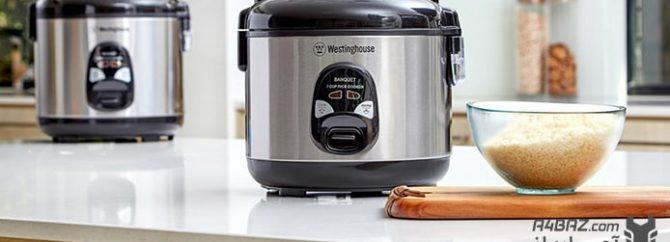 چطور پلوپز و آرام پز سوخته را تمیز کنیم؟
