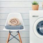 آموزش شستن پتو با ماشین لباسشویی
