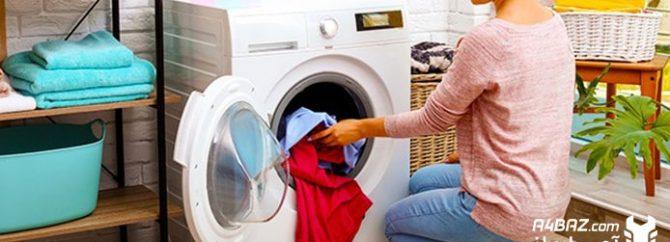 چطور با ماشین لباسشویی پاکشوما کار کنیم؟