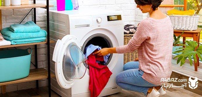 طرز کار ماشین لباسشویی پاکشوما