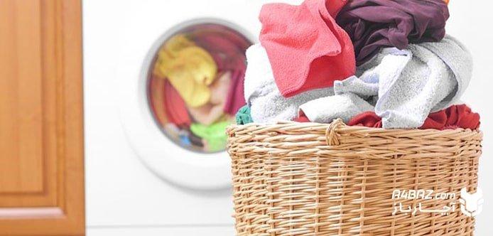 دکمههای ماشین لباسشویی پاکشوما