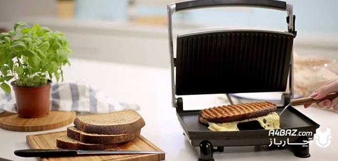 قطعات و اجزای ساندویچ ساز