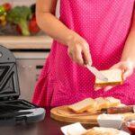 چرا حرارت ساندویچ ساز کم شده است؟