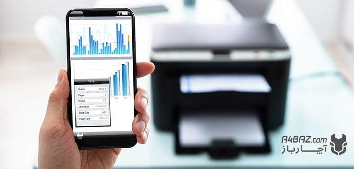 معرفی اپلیکیشنهای پرینت با گوشی اندروید
