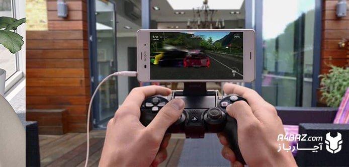 آموزش اتصال PS4 به گوشی