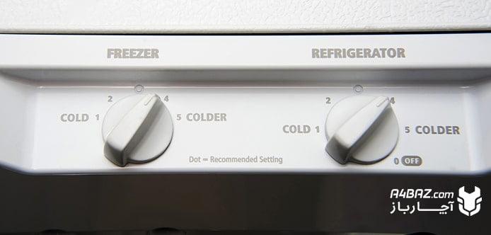ترموستات یخچال