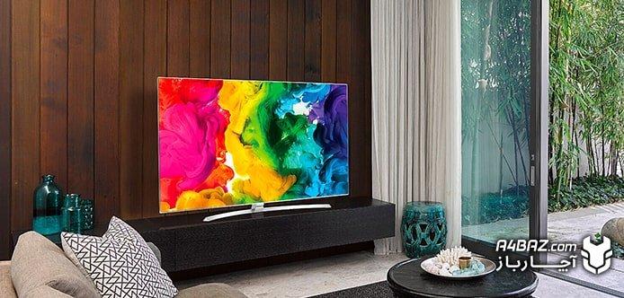 مشکل تلویزیون ال جی سری LB