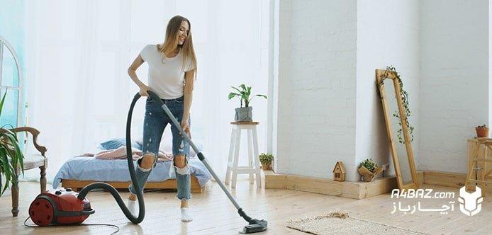 نکات طلایی تمیز کردن جاروبرقی
