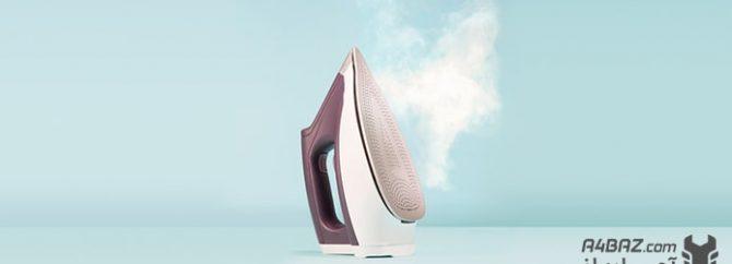 چرا اتو بخار تولید نمیکند؟