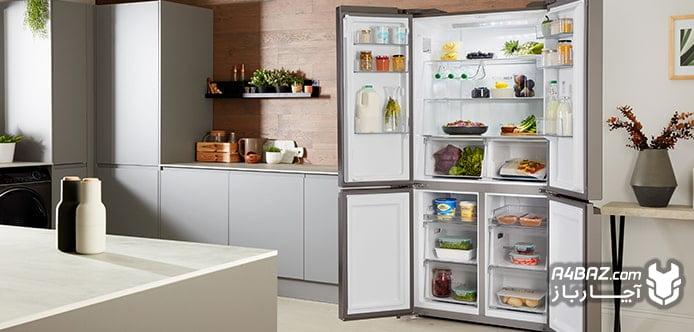 علت سرد نکردن یخچال دوو