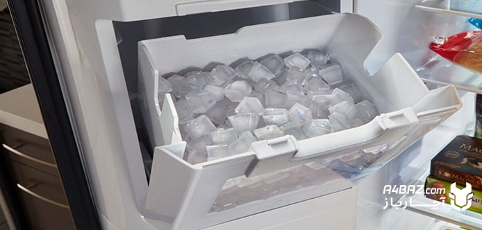 نحوه تعویض یخساز یخچال